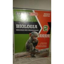 Livro De Biologia Vol 2 . Biologia Dos Organismos - Moderna