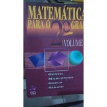 Matemática Para O 2° Grau - Volume 3
