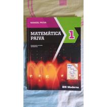 Livro - Matemática Paiva - Volume 1 - Nova Edição
