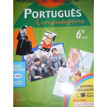 Livro Português Linguagens 6ª Série - William Roberto Cereja