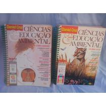 Ciências Educação Ambiental Daniel Cruz - Livro Do Professor