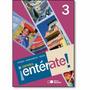 Livro Espanhol Entérate! 3 - Ed. Saraiva