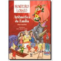 Aritmética Da Emília (monteiro Lobato) Livro