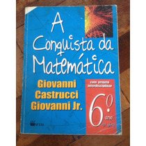 A Conquista Da Matemática 6 Ano