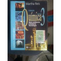 Livro: Coleção Química 3, Meio Ambiente Cidadania Tecnologia
