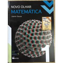 Novo Olhar Matemática 1 - Joamir Souza - Ensino Médio