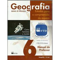 1051 Lvr- Livro 2012- Geografia Estudos Compreensão Espaço 6