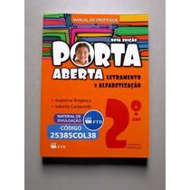 Língua Portuguesa -2o Ano -porta Aberta -bragança -carpaneda