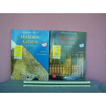 História Global Brasil E Geral. Gilberto Cotrim. Vol. 1 E 2