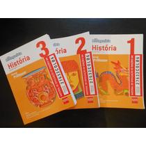 História Coleção Ser Protagonista (para Professor) E. Médio