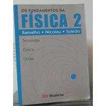 Fundamentos Física Vol 2 Ramalho Nicolau Toledo