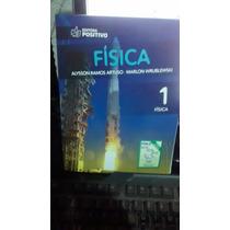 Livro Física Primeiro Ano Ensino Médio Editora Positivo