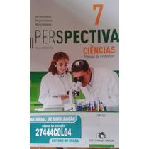 Livro Perspectiva Ciências 7°ano