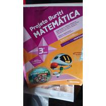 Livro Projeto Buriti Matemática 3o Ano Professor