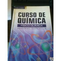 Livro Curso De Quimica Fisico Quimica Sardella Ed Atica