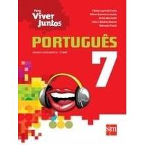 Livro Para Viver Juntos Português 7º Ano