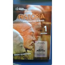 Livro História Editora Positivo Vol1