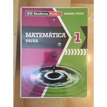 Livro Matemática - Volume 1 Paiva - Promoção - Completo