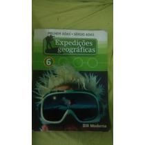 Exp. Geograficas 6ºano Melhem Adas, Sergio Adas Ed.moderna