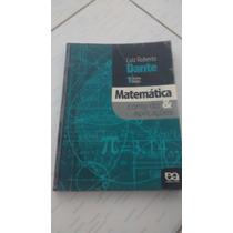 Livro Matemática Dante - Volume 1