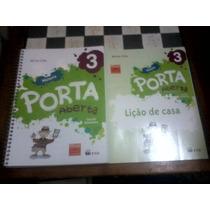 Livro - Porta Aberta História 3 - Mirna Lima