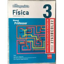 Livro Física Ensino Médio Vol 3 Manual Do Professor.