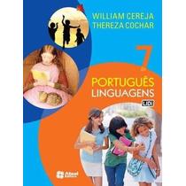 Livro Português Linguagens 7º Ano