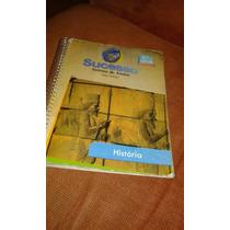 Livro Didático História Editora Sucesso 6 Ano