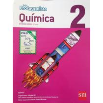 Livro: Química 2°ano Ensino Médio - Ser Protagonista.