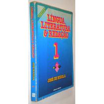 Lingua Literatura E Redação 1 Jose De Nicola Livro