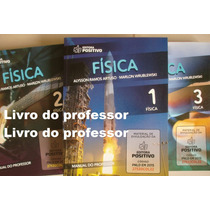 Física Editora Positivo (livro Do Professor) Frete Gátis