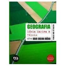 Geografia - Série Novo Ensino Médio Sa