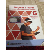 Livro Língua Portuguesa 6 Ano Moderna Compartilha