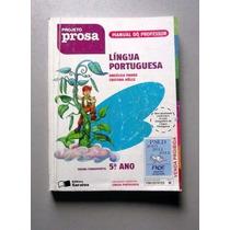 Língua Portuguesa - Prado - Hulle - 5o Ano - Projeto Prosa