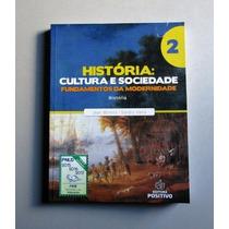 História: Cultura E Sociedade 2 - Moreno - Vieira