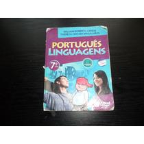 Livro Português Linguagens 7º Ano Atual Editora