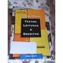 Textos: Leituras E Escritas Ulisses Infante Vol Único Mestre