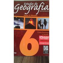 Estudos De Geografia 6º Ano