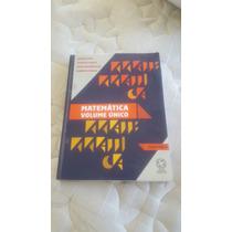 Matemática Volume Único Gelson Iezzi 5 Edição