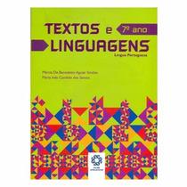 Livro Textos E Linguagens 7ºano Escala Educacional Promoção!