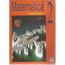 Livro Matemática Manoel Paiva 1ª Edição 1996