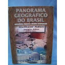 Panorama Geográfico Do Brasil Melhem Adas Livro Do Professor
