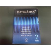 Livro Matemática Ciências E Aplicações