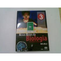 Livro Novas Bases Da Biologia O Ser Humano E O Futuro