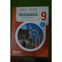 Livro Espaço E Vivência - 9º Ano - Geografia 5ª Ed. 2013