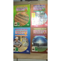 4 Volumes - Geografia Crítica