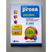 História - Prosa - 3 - Alves - Oliveira - Borella