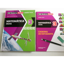 Matemática Paiva 3 Kit Do Professor 2015 Novo Moderna Plus