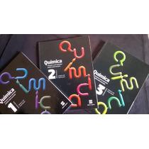 Coleção 3 Livros: Química - Fleury Mortimer - Manual Do Prof