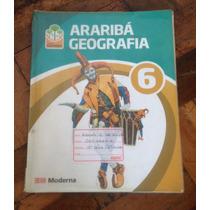 Livro Arariba Geografia 6 Ano